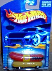 Advertising Collectibles - Oscar Mayer Weiner Mobile Hot Wheels Car