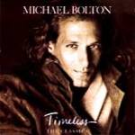 Used CD Compact Disc - Michael Bolton - Timeless (The Classics) - CDs Record Album