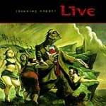 Used CD Compact Disc - Live - Throwing Copper - CDs Record Album