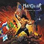 Used CD Compact Disc - Manowar - Warriors of the World - CDs Record Album