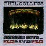 Used CD Compact Disc - Phil Collins - Serious Hits Live! - CDs Record Album