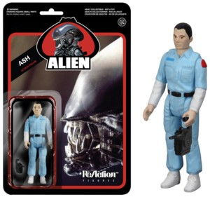 Movie Characters - Alien Ash ReAction Figure