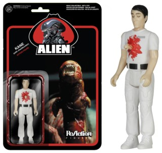 Movie Characters - Alien Chestburster Kane ReAction Figure
