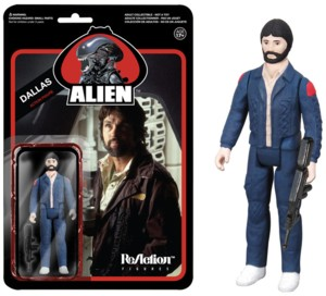 Movie Characters - Alien Dallas ReAction Figure