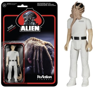 Movie Characters - Alien Facehugger Kane ReAction Figure