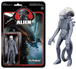 Movie Characters - Alien ReAction Figure