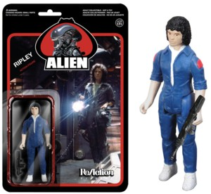 Movie Characters - Alien Ripley ReAction Figure