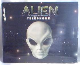 Space Collectibles - Alien Telephone