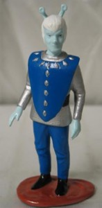 Star Trek Collectibles - Andorian Figure