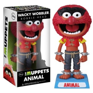 Muppets Collectibles - Animal Bobblehead Doll