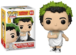 80's Movie Characters Collectibles - John Belushi as Bluto in Animal House Toga POP! Vinyl