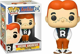 Archie Comic Collectibles - Archies Gang Archie Andrews POP Vinyl