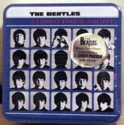 The Beatles - Puzzle in Collectible Tin