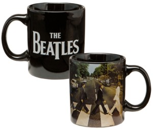 The Beatles - Abbey Road Ceramic Mug
