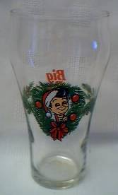 Food Collectibles - Big Boy Glass