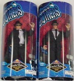 Television and Movies Characters Collectibles - Blues Brothers - John Belushi and Dan Akroyd Saturday Night Live