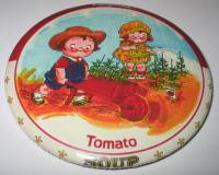 Campbells Collectibles - Campbell's Kids Pocket Mirror
