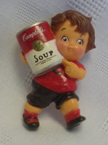 Campbells Collectibles - Campbell's Kid Boy Magnet