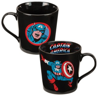 Super Hero Collectibles - Marvel Comics Captain America Ceramic Mug