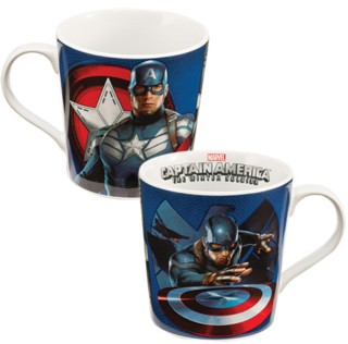 Super Hero Collectibles - Marvel Comics Captain America Winter Soldier Ceramic Mug