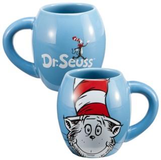 Cartoon Characters Collectibles - Doctor Seuss The Grinch Who Stole Christmas Ceramic Mug