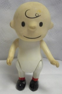 Snoopy and Peanuts Collectibles - Charlie Brown Pocket Doll