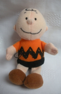 Peanuts Collectibles - Charlie Brown Small Mini Plush