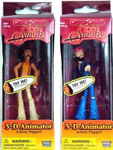 Movie Collectibles - Cheech & Chong Up in Smoke - Pedro Cheech Marin Push Puppet