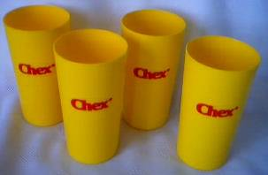 Food Collectibles - Chex Cereal Cups