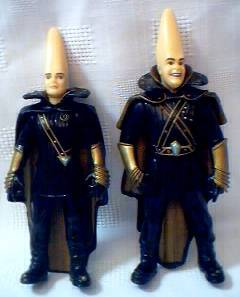 Coneheads Saturday Night Live Doll - Beldar, Prymat - SNL