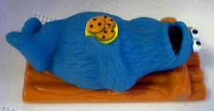 Sesame Street Cookie Monster Figure