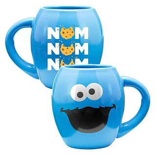 Sesame Street - Cookie Monster Ceramic Mug
