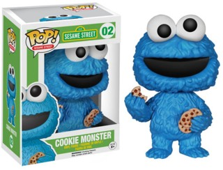 Sesame Street - Cookie Monster POP Vinyl Figure