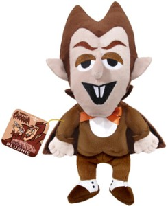 General Mills Cereal Collectibles - Monster Cereal Count Chocula Plushie Plush