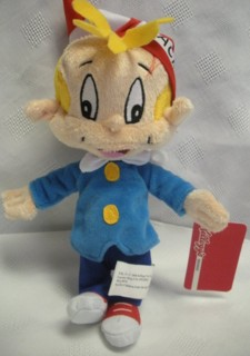 Kellogg's Collectibles - Rice Krispies Crackle Soft Plush Beanie