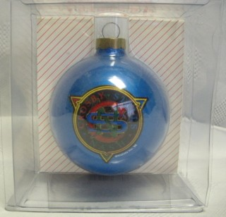 Classic Rock Music Collectibles - Crosby, Stills & Nash Christmas Ornament