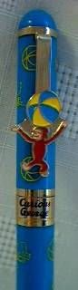 Television Character Collectibles - Curious George Pen