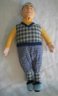 3 Stooges Collectibles - Three Stooges Curly Doll