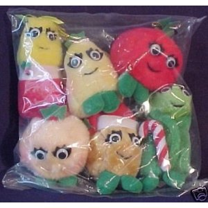 Food Collectibles - DelMonte Country Yumkin - XMas Christmas Ornaments
