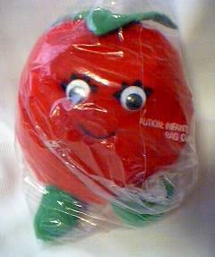 Food Collectibles - DelMonte Country Yumkin - Reddie Tomato