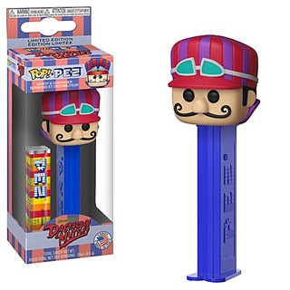 Hanna Barbera Collectibles - Dick Dastardly Pez by Funko