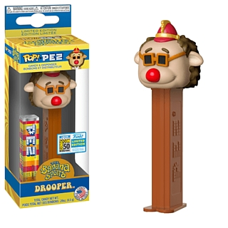 Hanna Barbera Collectibles - Banana Splits San Diego Comic Com Exclusive Drooper Pez by Funko