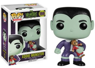 Television from the 1970's Collectibles - Eddie Munster POP! Vinyl Figure