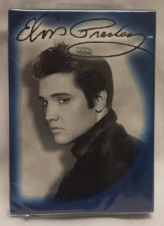 Rock and Roll Colelctibles - Elvis Presley Playing Cards