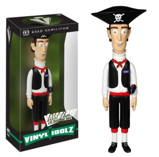 Movie Character Collectibles - Fast Times at Ridgemont High Brad Hamilton Vinyl Idolz Figure
