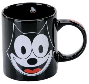 Cartoon Collectibles - Felix the Cat Ceramic Coffee Mug