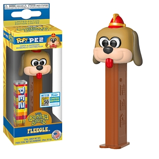 Hanna Barbera Collectibles - Banana Splits San Diego Comic Com Exclusive Fleagle Pez by Funko