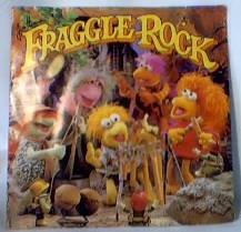 Jim Henson Collectibles - Fraggle Rock Record
