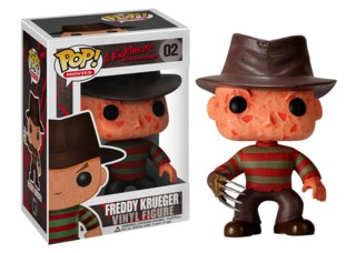 Horror Movie Collectibles - Freddy Krueger Nightmare on Elm Street POP Vinyl Figure