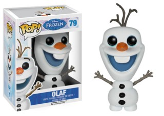 Disney Movie Collectibles - Frozen Olaf VinylFigure